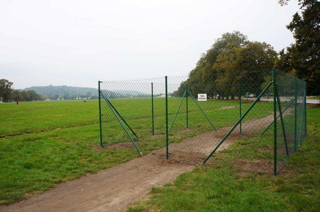 Private Property Installation